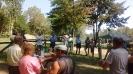 Inaugurazione panca 5x1000
